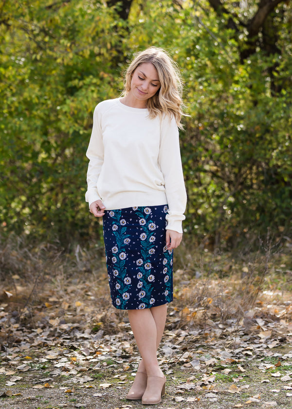 Inherit Co.  | Inherit Exclusives | Brooke Midi Skirt
