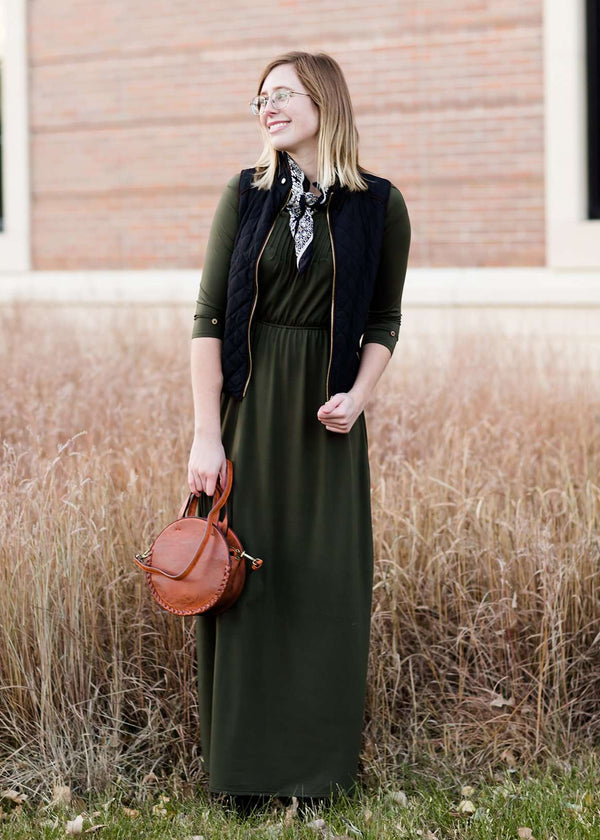 Inherit Co.  | Women's Modest Dresses | Harper Maxi Dress