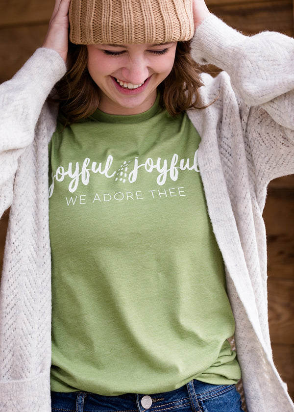 Inherit Co.  | Inherit Originals | Joyful Joyful Graphic Tee