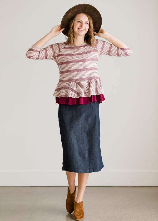 Inherit Co.  | Inherit Originals | Lillian Classic Skirt