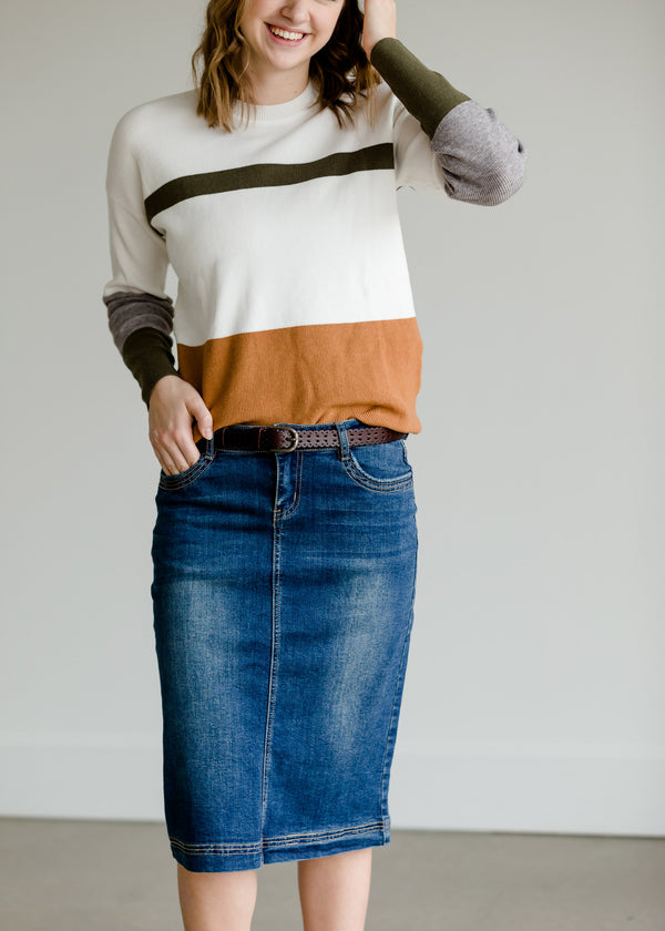 Inherit Co.  | Women's New Arrivals | Ornate Skinny Leather Belt