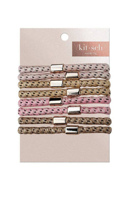 Inherit Co.  | Women's Accessories | Floral Hair Tie Set |