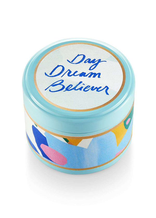Inherit Co.  | Sugared Blossom Candle - FINAL SALE | Day Dream Believer Mini Tin Scented Candle