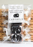 Handmade Dark Chocolate Marshmallow Caramels - FINAL SALE