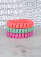 hotline hair ties tropical