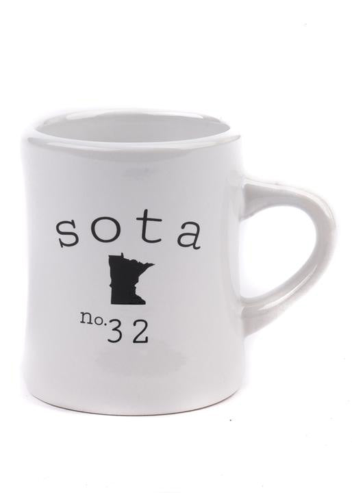 Inherit Co.  | Home + Lifestyle | Sota' Diner Mug