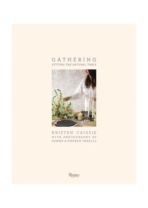Gathering Setting The Natural Table Book
