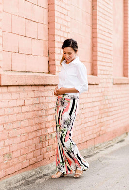 Inherit Co.  | Summer Sizzle Sale | Colorblock Maxi Skirt - FINAL SALE |