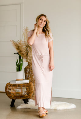 Inherit Co.  | Modest Women's Best Sellers | Cambrie Maxi Dress - FINAL SALE |