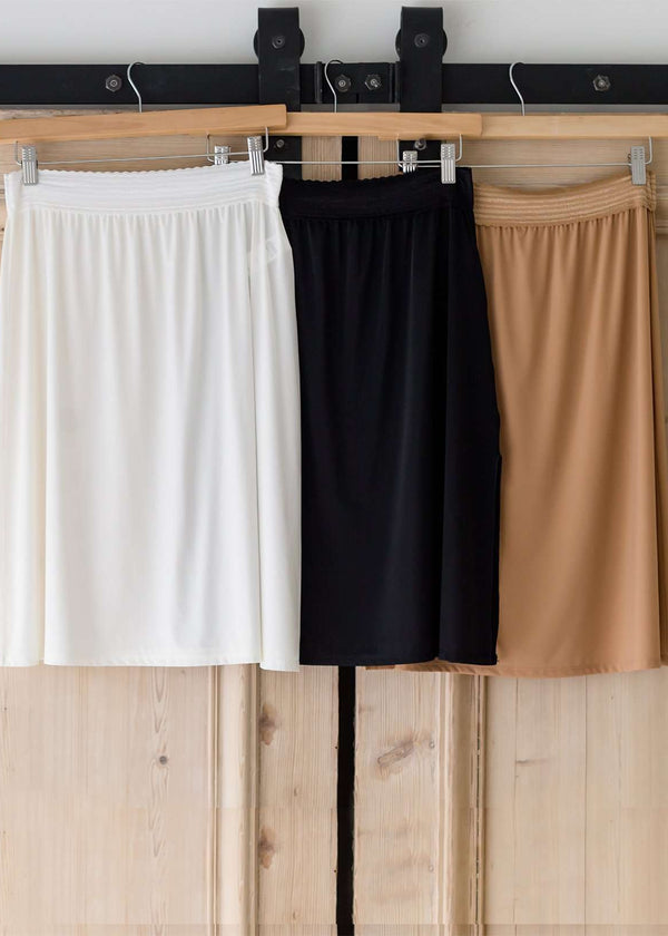 Inherit Co.  | Modest Women's Skirts | Women's Half Slip