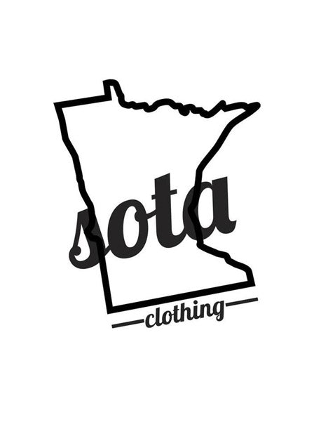 Inherit Co.  | Women's New Arrivals | Sota' Logo Sticker Decal