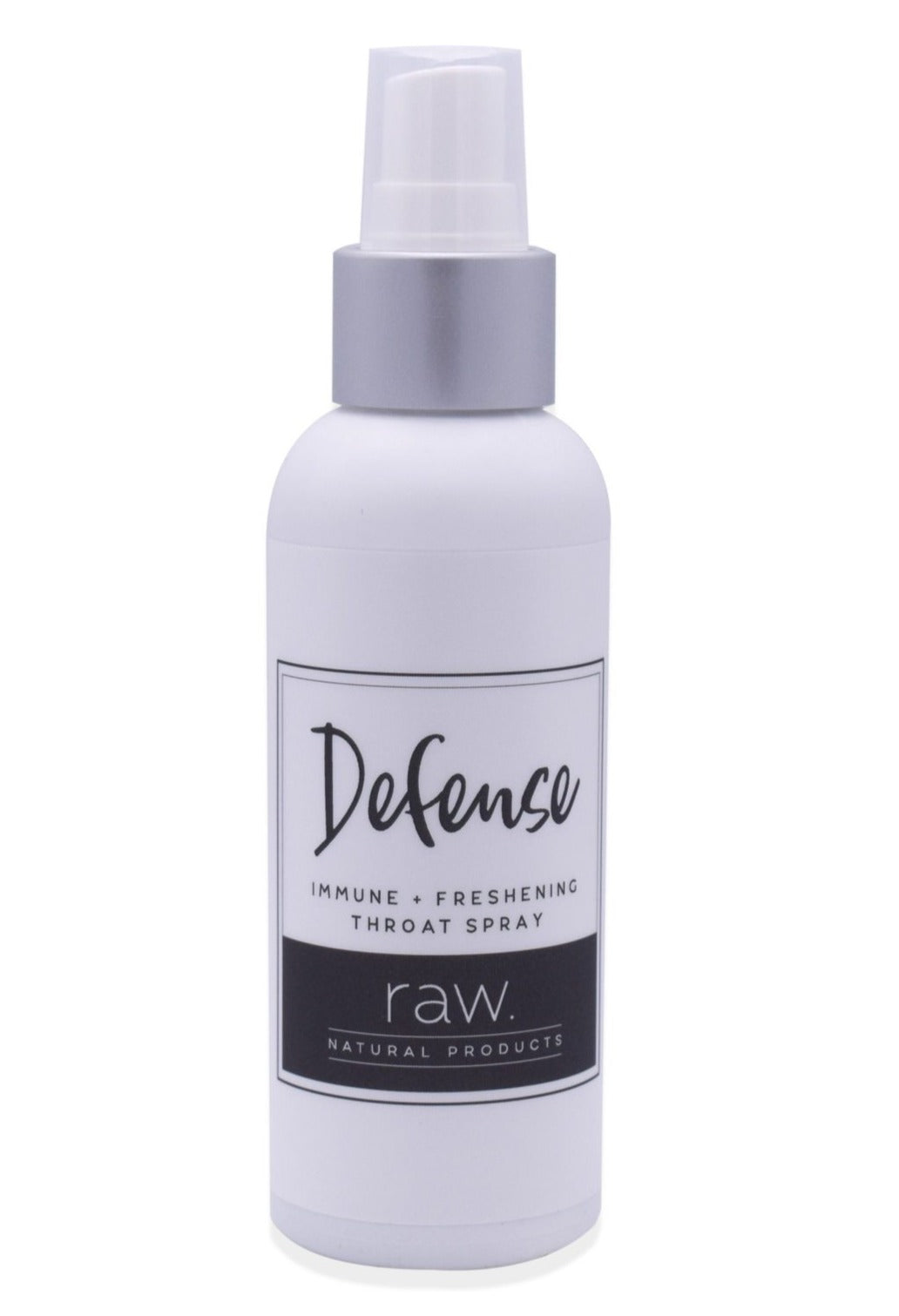 Defense All Natural Throat Spray - FINAL SALE