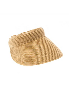 Inherit Co.  | Women's Accessories | Ivory Straw Braided Sun Hat |