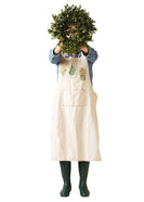 Chambray Cross Back Topiary Apron