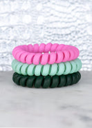 Hotline Hair Ties Watermelon Set