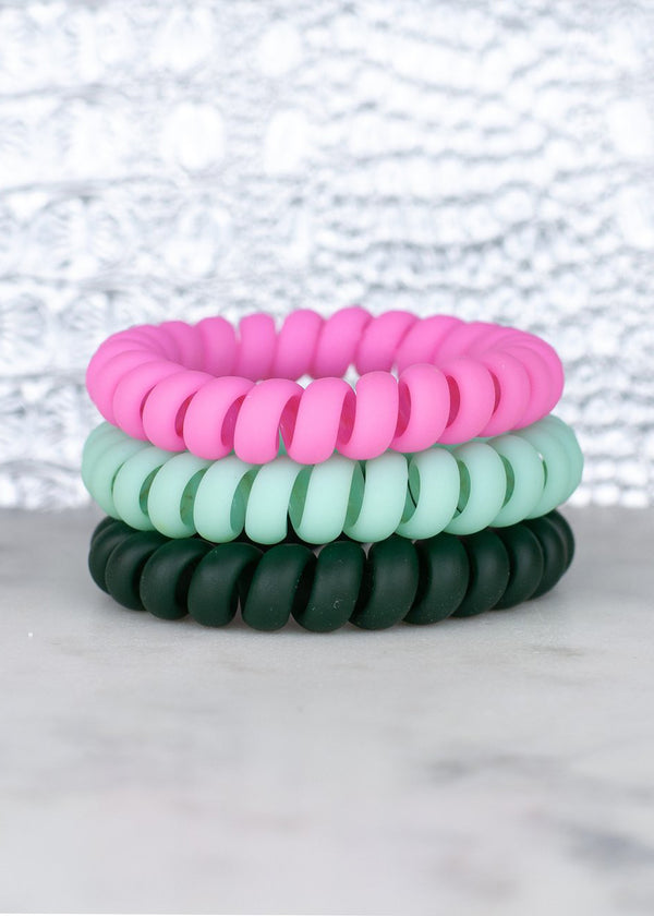Inherit Co.  | Women's Accessories | Hotline Hair Ties Watermelon Set