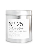 Christmas Soy Candle - FINAL SALE