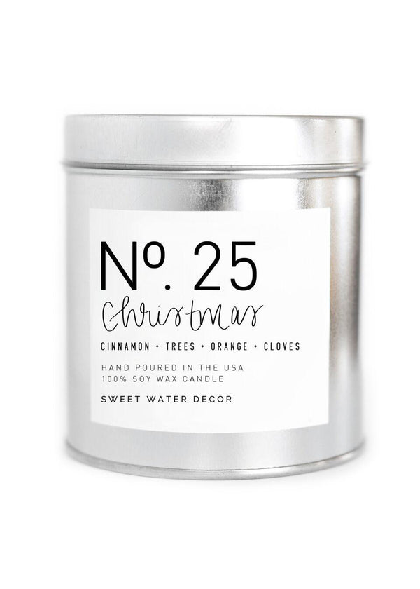 Inherit Co.  | Home + Lifestyle | Christmas Soy Candle