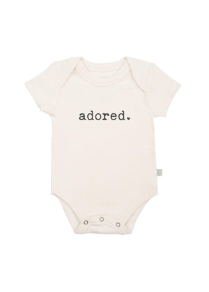 Adored Graphic Onesie