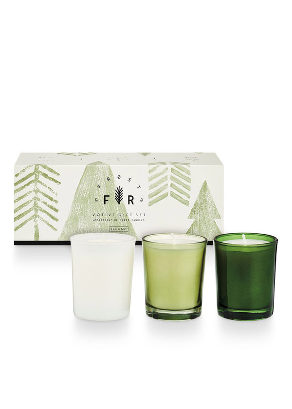 Inherit Co.  | Home + Lifestyle | Frost & Fir 3 Pack Gift Set