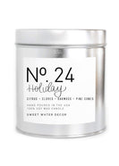 Holiday Soy Candle - FINAL SALE