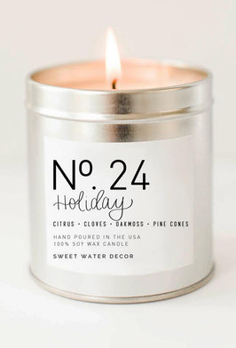 Inherit Co.  | Home + Lifestyle | Christmas Soy Candle |