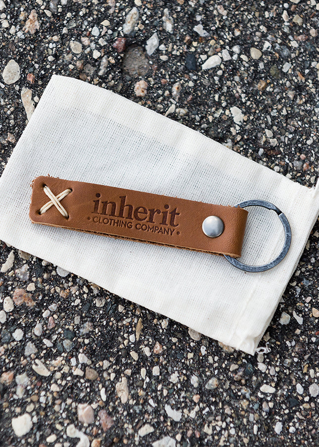 Inherit Logo Key Chain