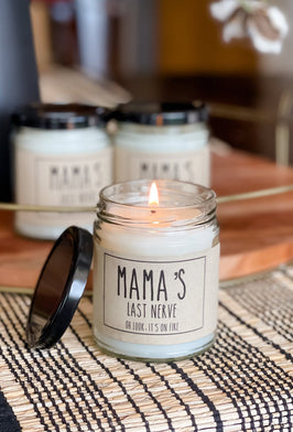 Inherit Co.  | Modest Women's Best Sellers | Coconut Milk Mango Glass Soy Candle |
