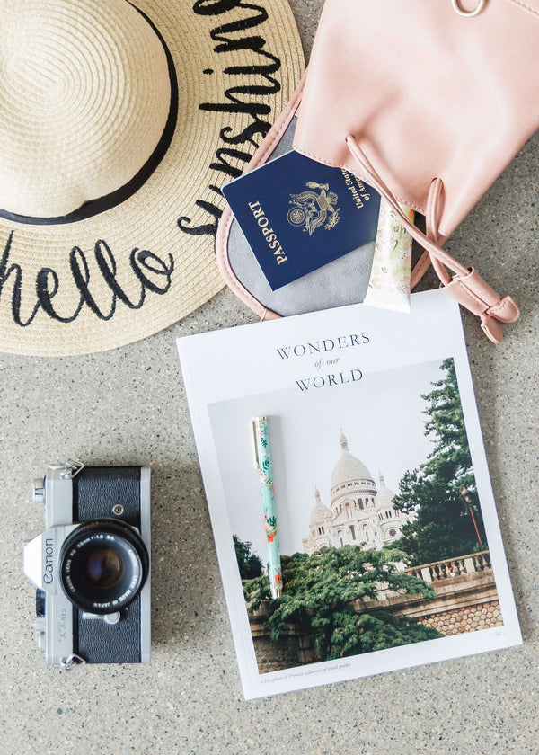 Inherit Co.  | Paper + Planning | Daughters Of Promise Magazine - Travel - FINAL SALE | Daughters of Promise Christian Magazine
