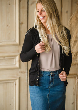 Pleated Front Sleeveless Layering Top