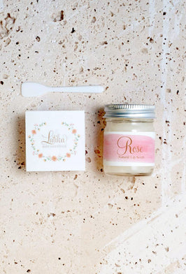 Inherit Co.  | Modest Women's Best Sellers | Go Be Lovely Lidded Ceramic Candle - FINAL SALE |