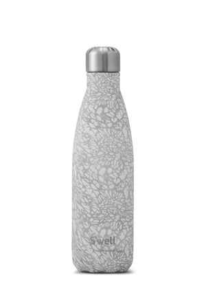 Swell white lace water bottle