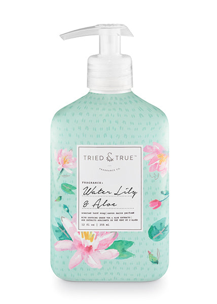 Water Lily & Aloe Hand Soap Wash