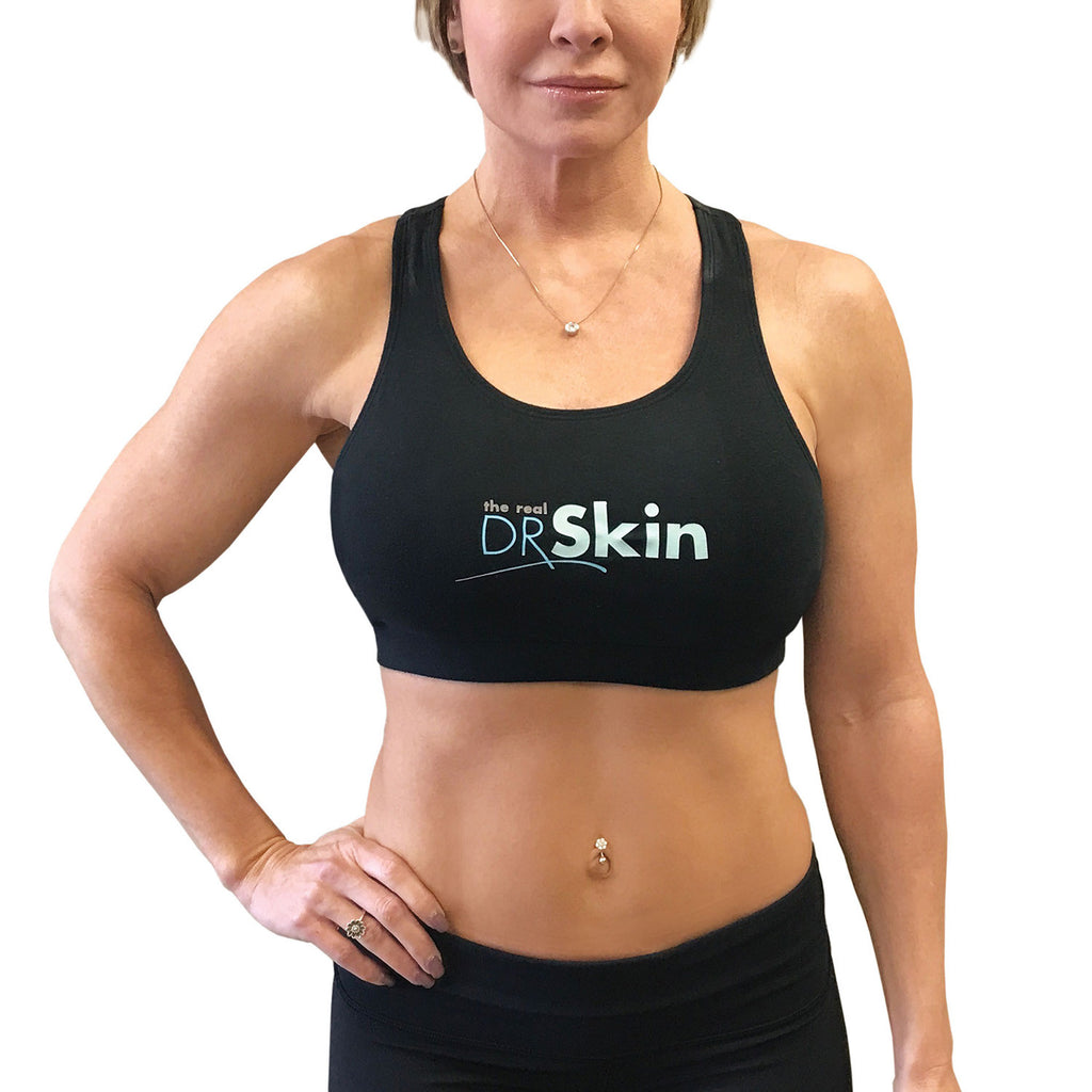 Real Dr Skin Sports Bra
