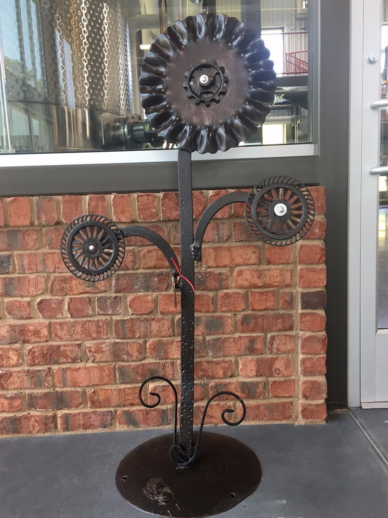 Metalworks Flower 3