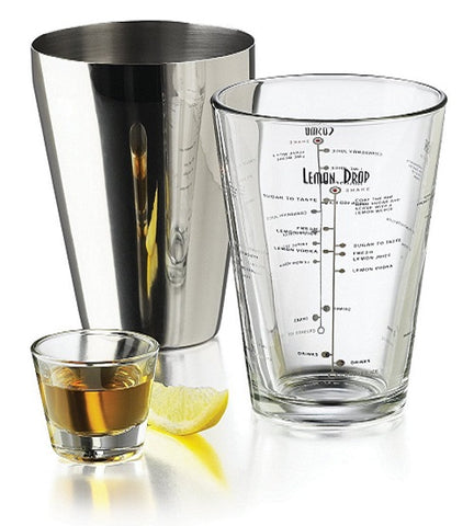 3-Piece Libbey Bar Mixing Set