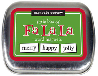 Magnets ~ Little Boxes of Words