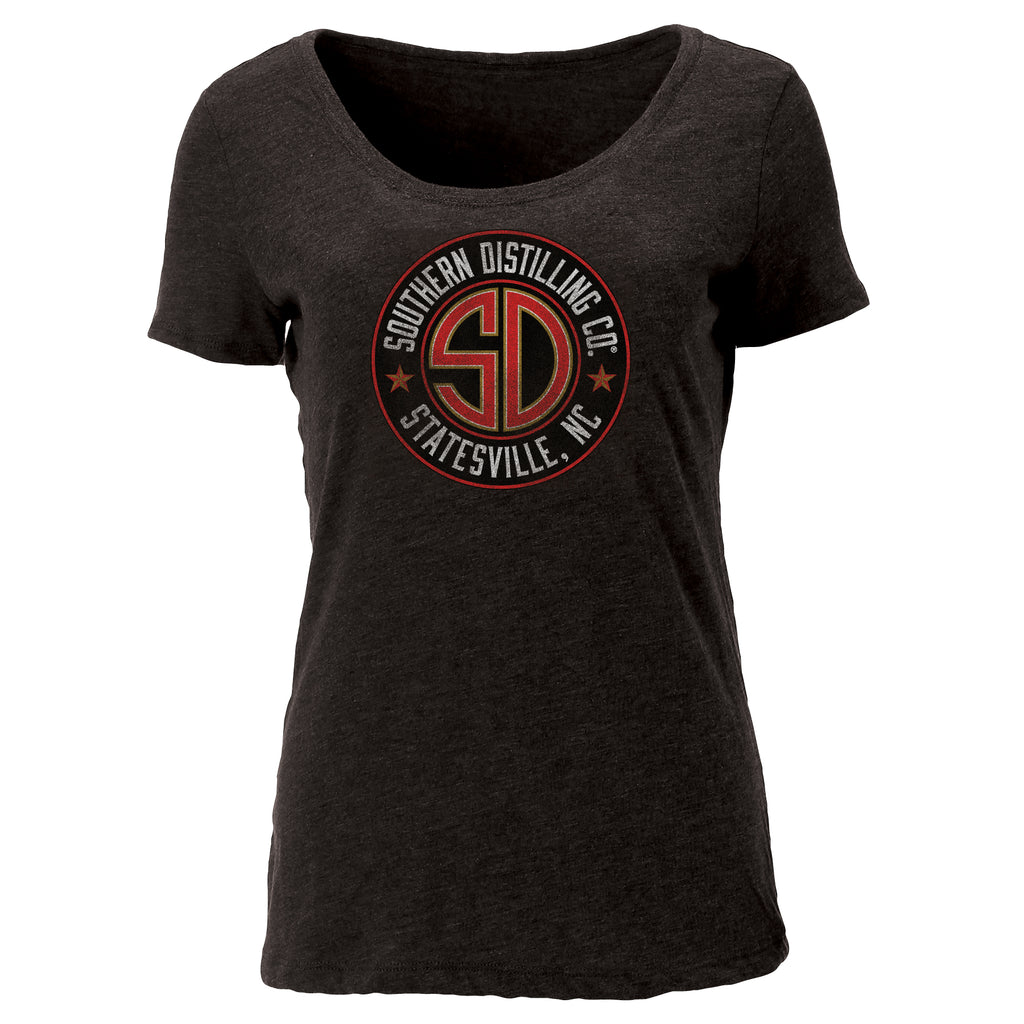 SDC T-Shirt Ladies Scoop Neck