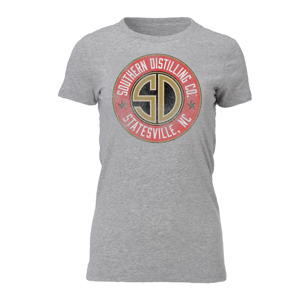 SDC T-Shirt Ladies Ringspun Cotton