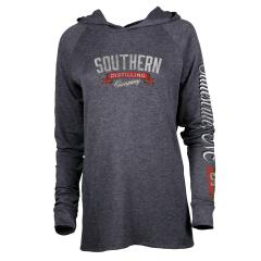 SDC Ladies Vacay Long Sleeve Hood