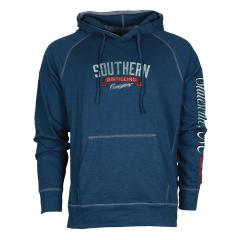SDC Men's Slub Hooded Shirt