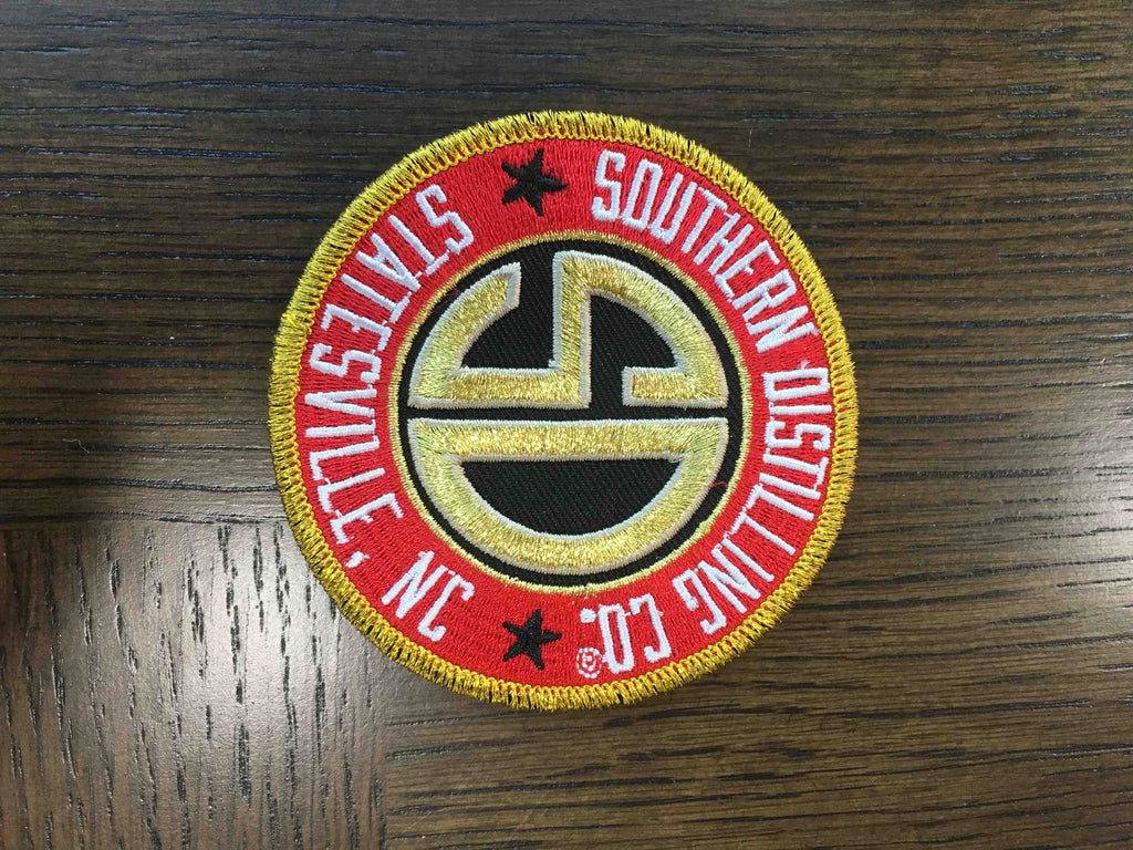 SDC Embroidered Patch
