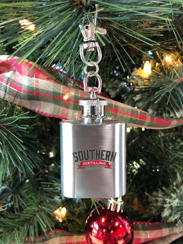 SDC Flask Key Chain