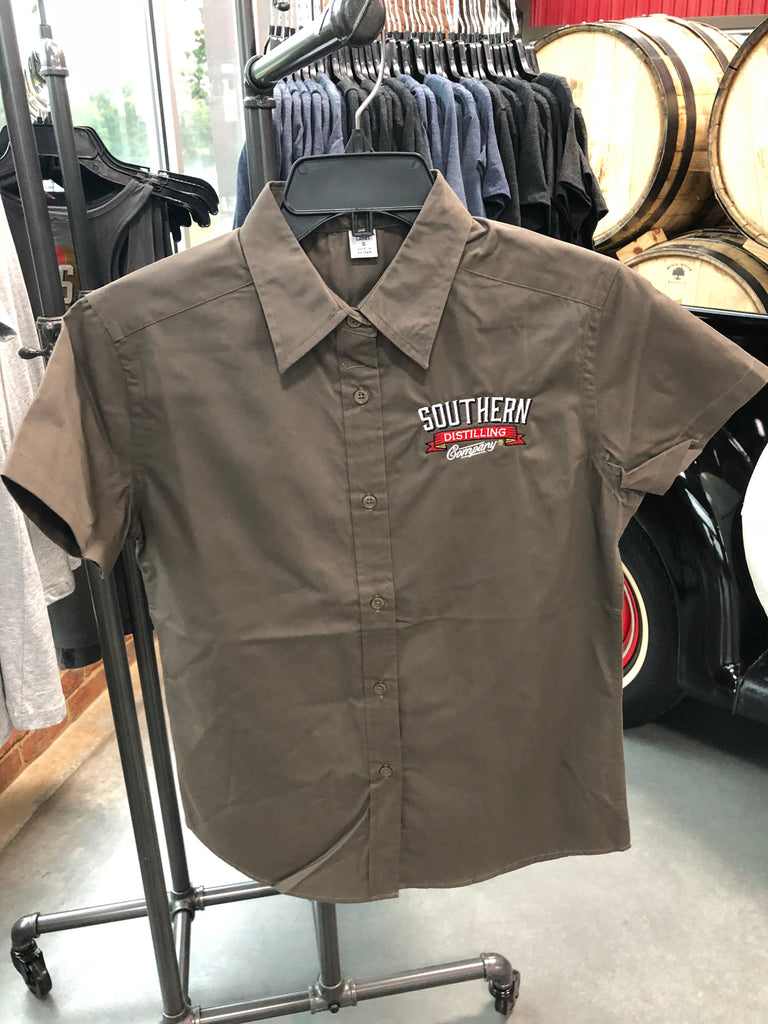 SDC Collared Embroidered Button-Ups