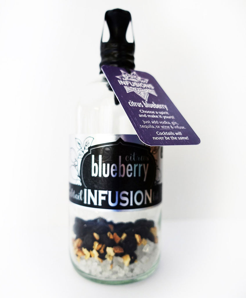 Cocktail Infusion Bottles