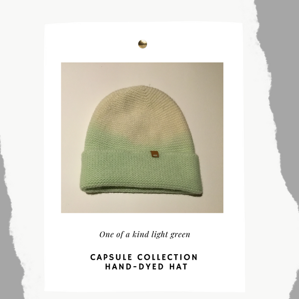 Dyed Capsule Collection Hat