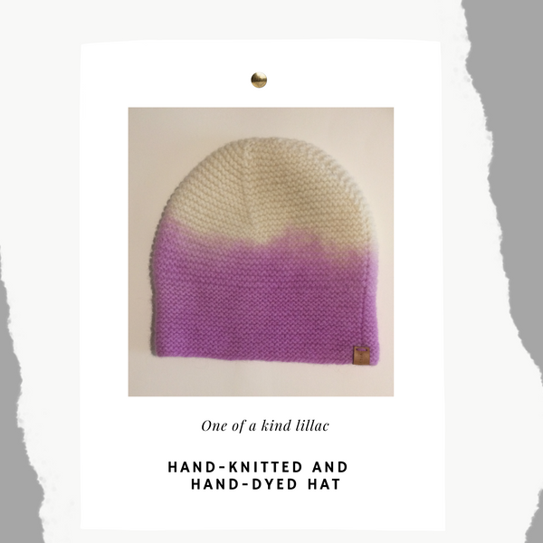 Dyed Hat