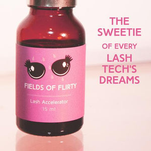 Lash Accelerator - Field of  Flirty - Kawaii Lash