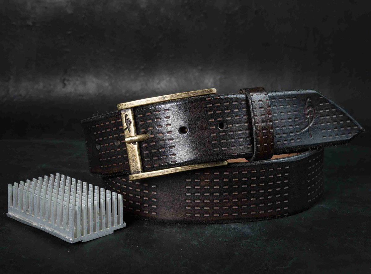 Men's Brown Leather, Men's Leather Belts, Belt Buckle, Leather Accessories, Brown Leather Belt, Western Style, Design Leather, Men's Fashion