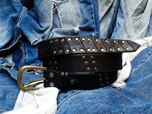 Full rivet belt